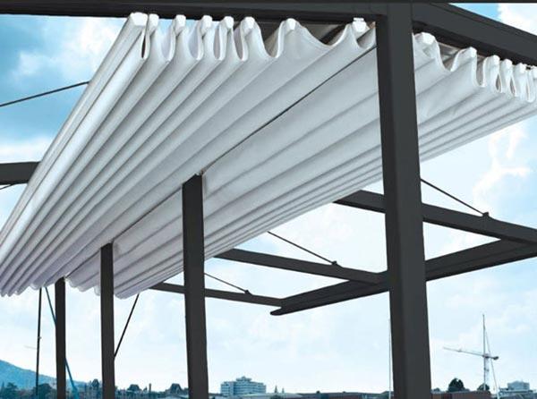 Lắp mái xếp tại Bắc Ninh